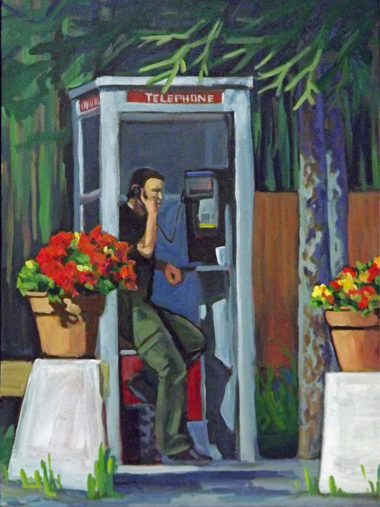 Phantom Phone Booth,