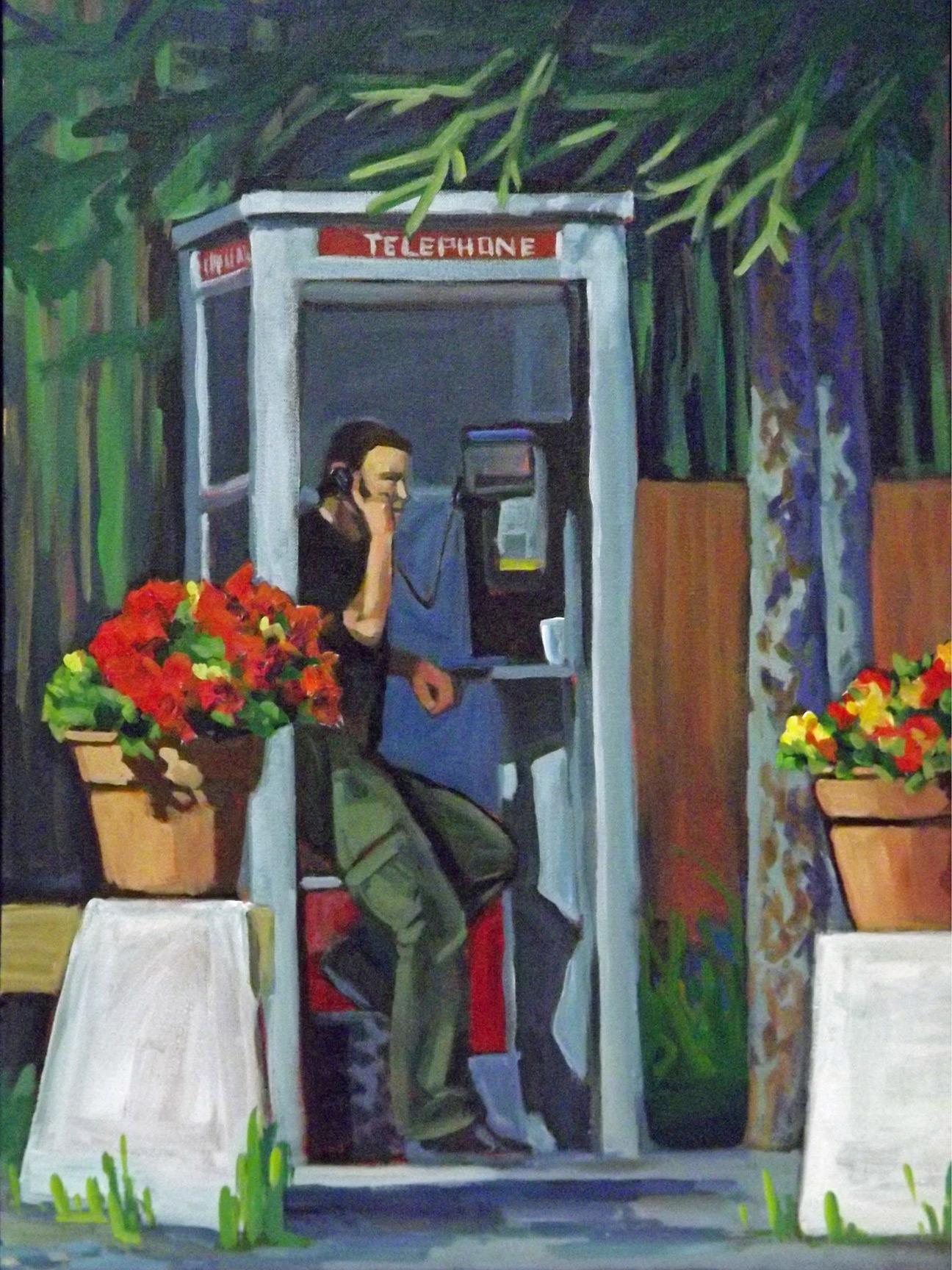 Phantom Phone Booth,